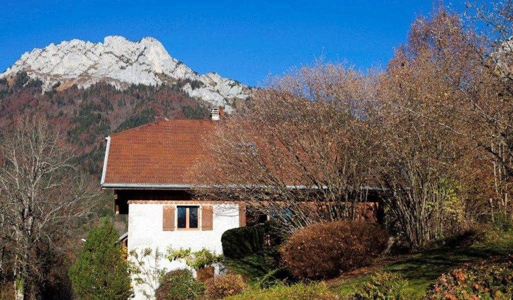 Talloires, South-East France